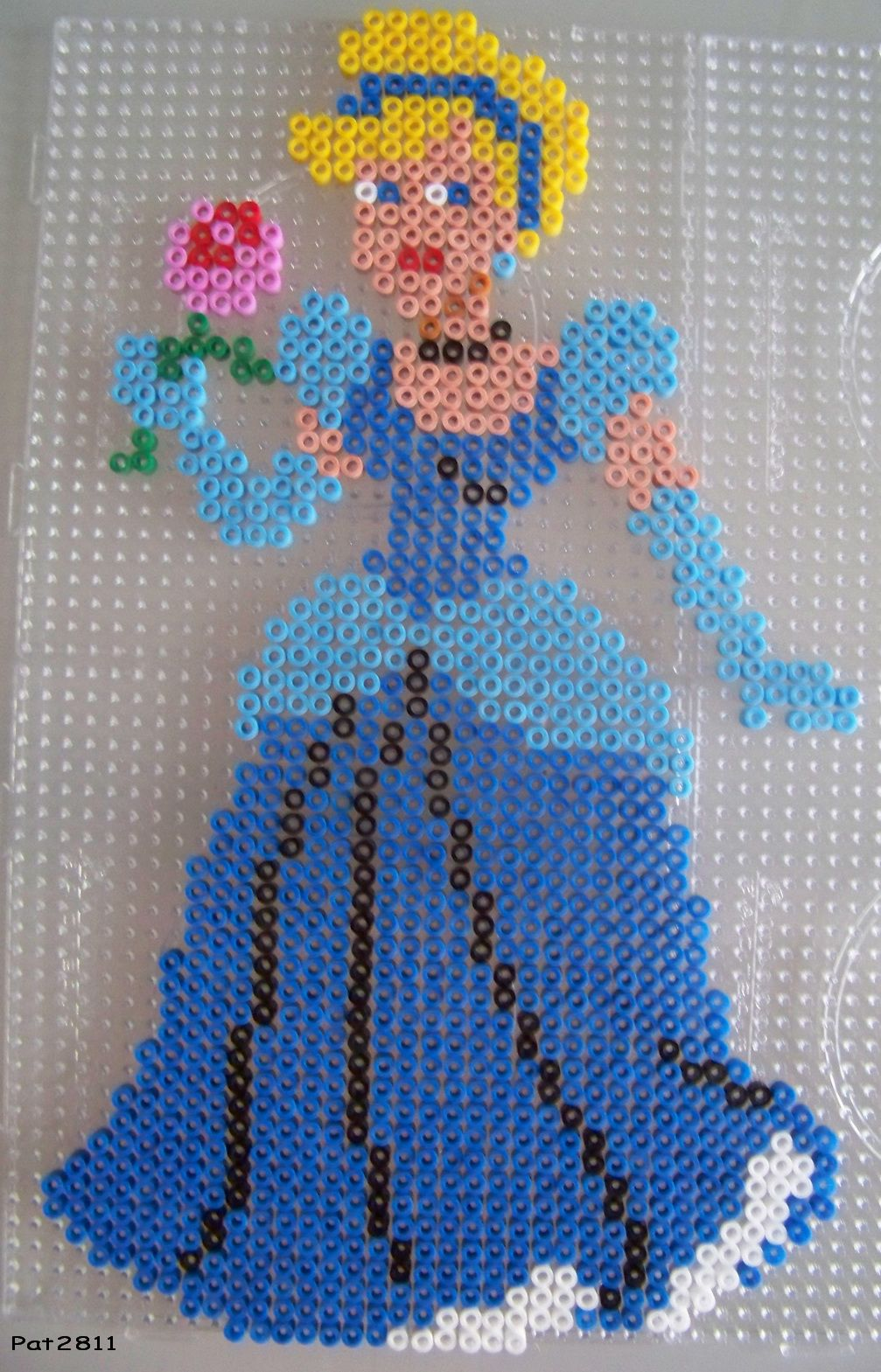 perles a repasser disney perler beads perler bead. Black Bedroom Furniture Sets. Home Design Ideas