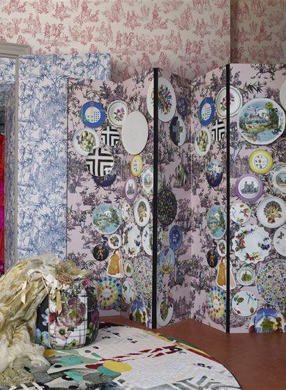 Tapete Folie von Christian Lacroix-3049 - tapeten wohnzimmer