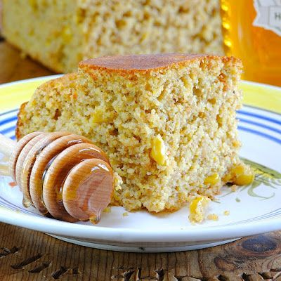 JULES FOOD...: Creamed Corn Cornbread