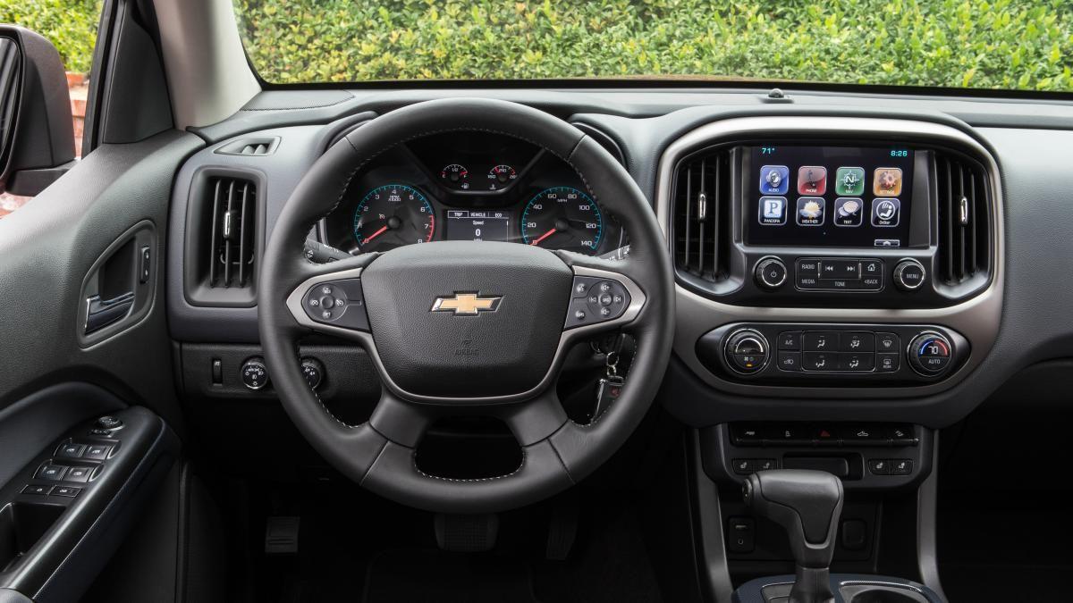 2015 Chevrolet Colorado LT Crew Cab Interior Via Autoweek  Http://eagleridgegm.com Ideas