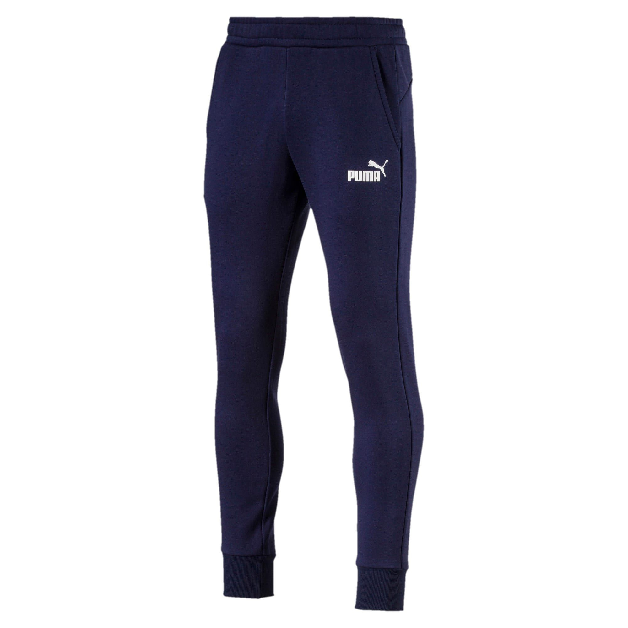 PUMA Essentials Men's Sweatpants in Peacoat size 2X Small #sweatpantsoutfit