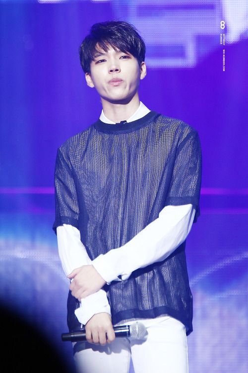 "150713 ""Reality"" Showcase - #인피니트 Woohyun"