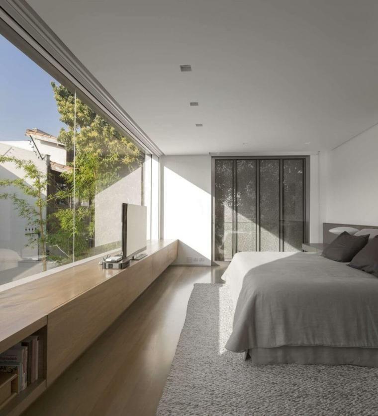 Feng shui bett und dekoration f r die schlafzimmerideen for Bett scandinavian design