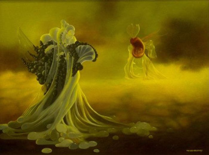 Max szoc contemporary neo romanticism paintings drawintgs for Modern art gallery online
