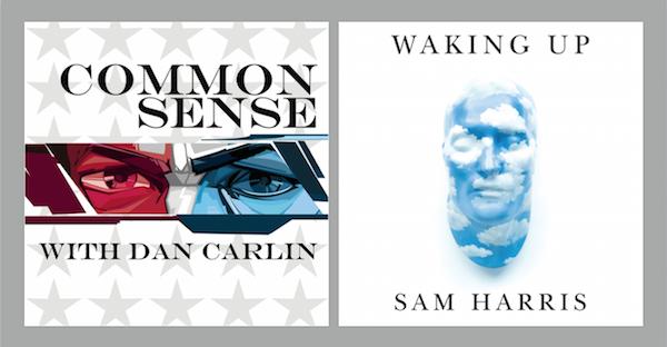 Making Sense Podcast 11 — Shouldering the Burden of