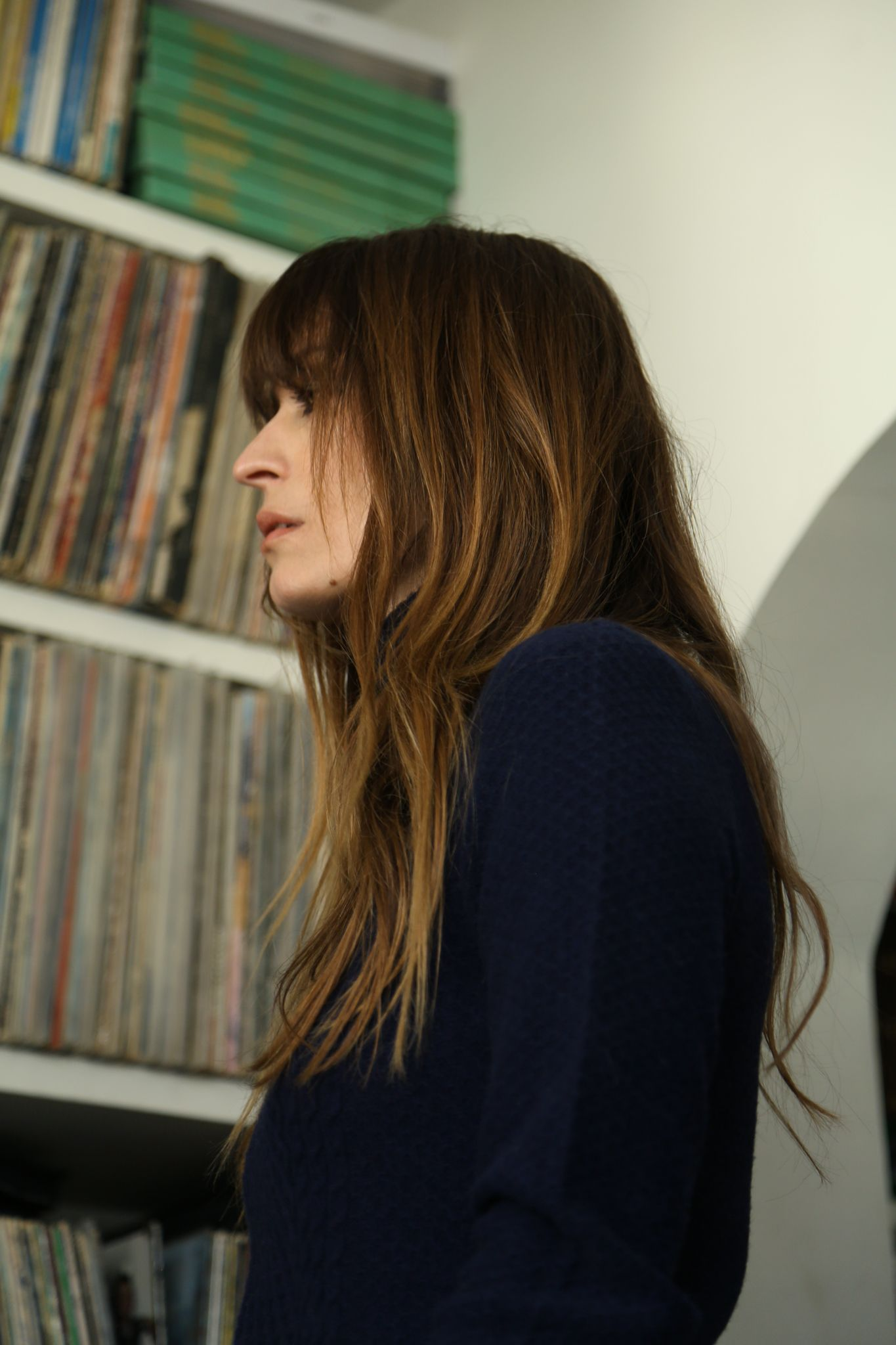 Exclusive Caroline de Maigret Stars in—and Styles