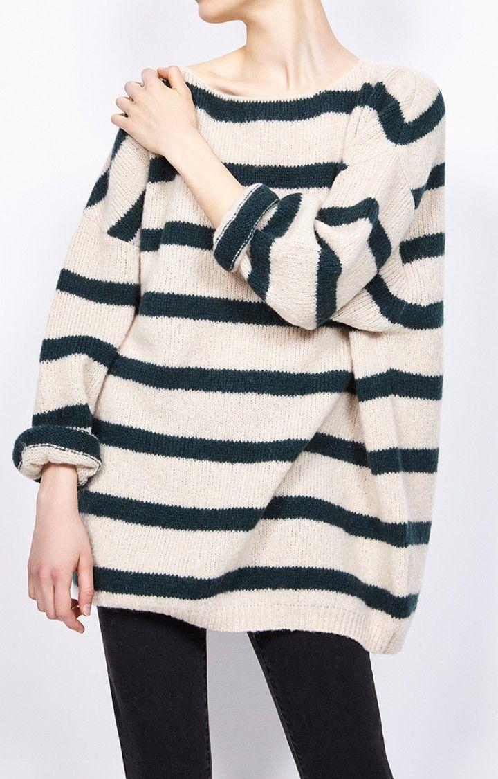 Damen Pullover Vacaville   American Vintage Deutschland