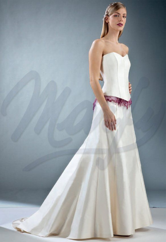 wedding dress pattern S827   Marfy   Pinterest   Wedding dress ...