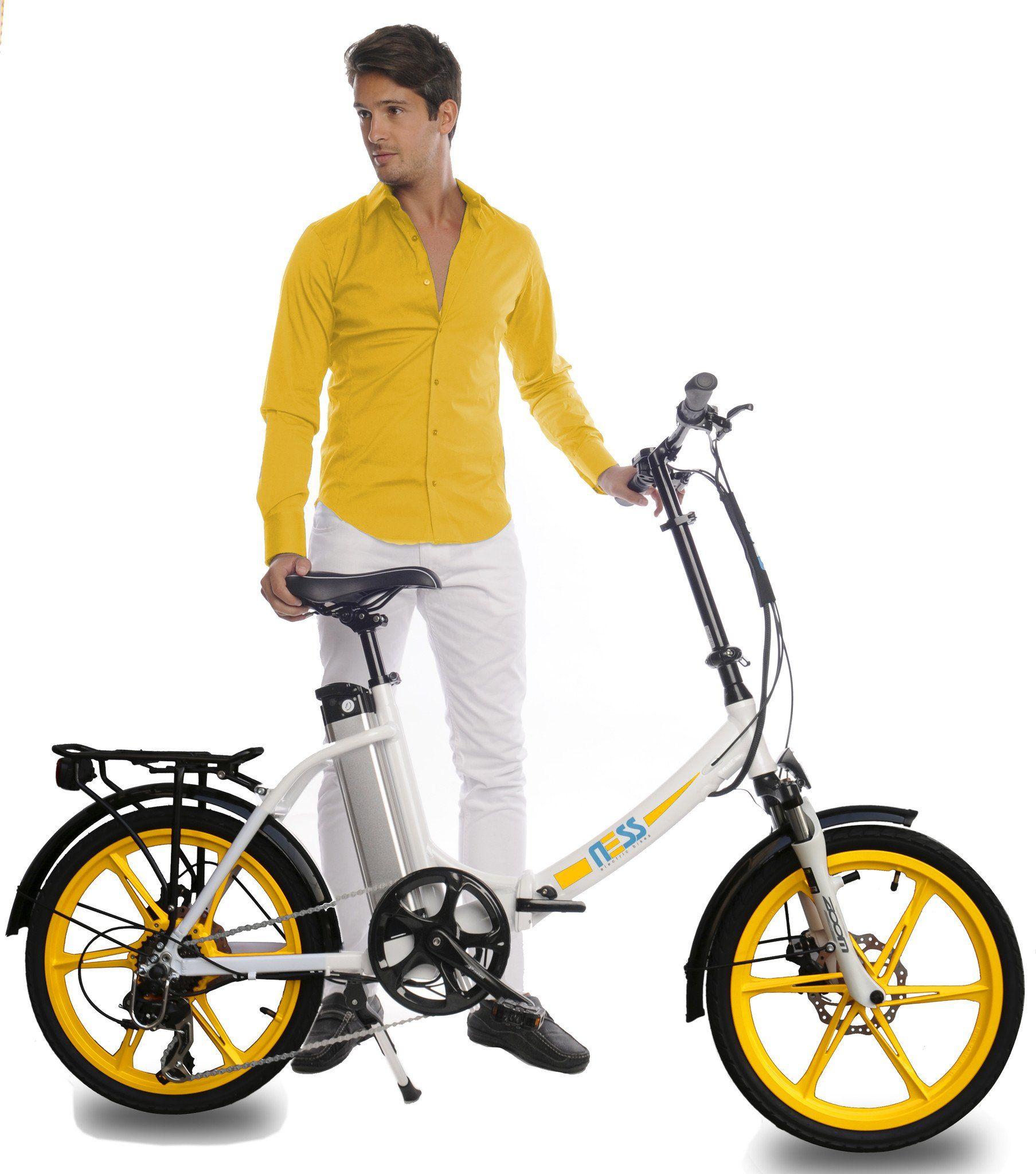 Ness Icon Folding Electric Bike Folding electric bike