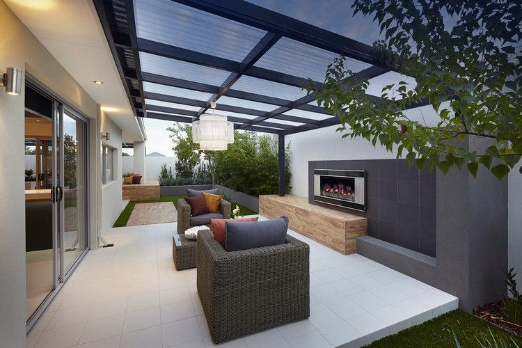 Modern Terrace Ideas 52 Pictures To Inspire Terraces