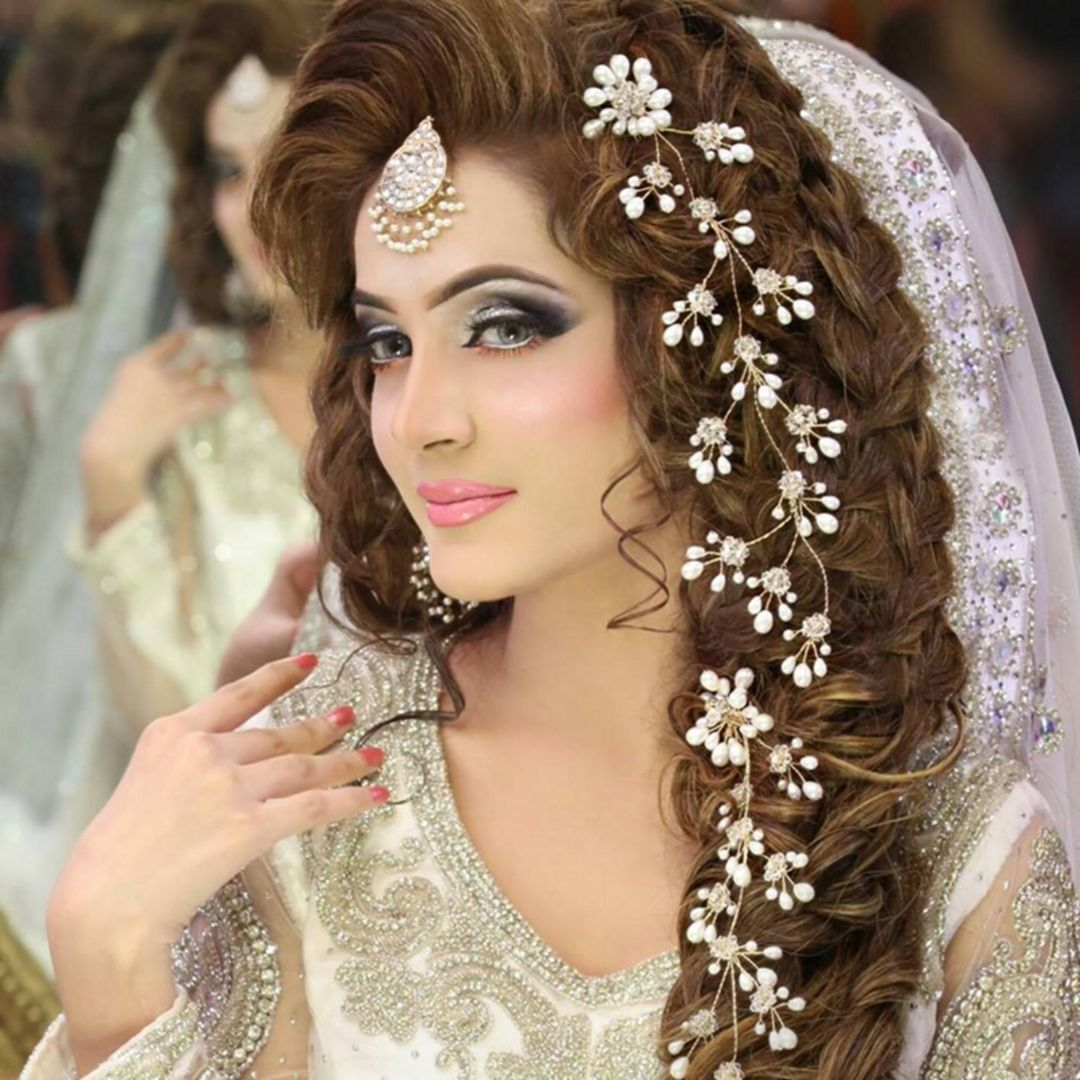 37 Pretty Wedding Hairstyles For Brides With Long Hair: 20+ Modern Bride Hairstyles Ideas Trend 2017