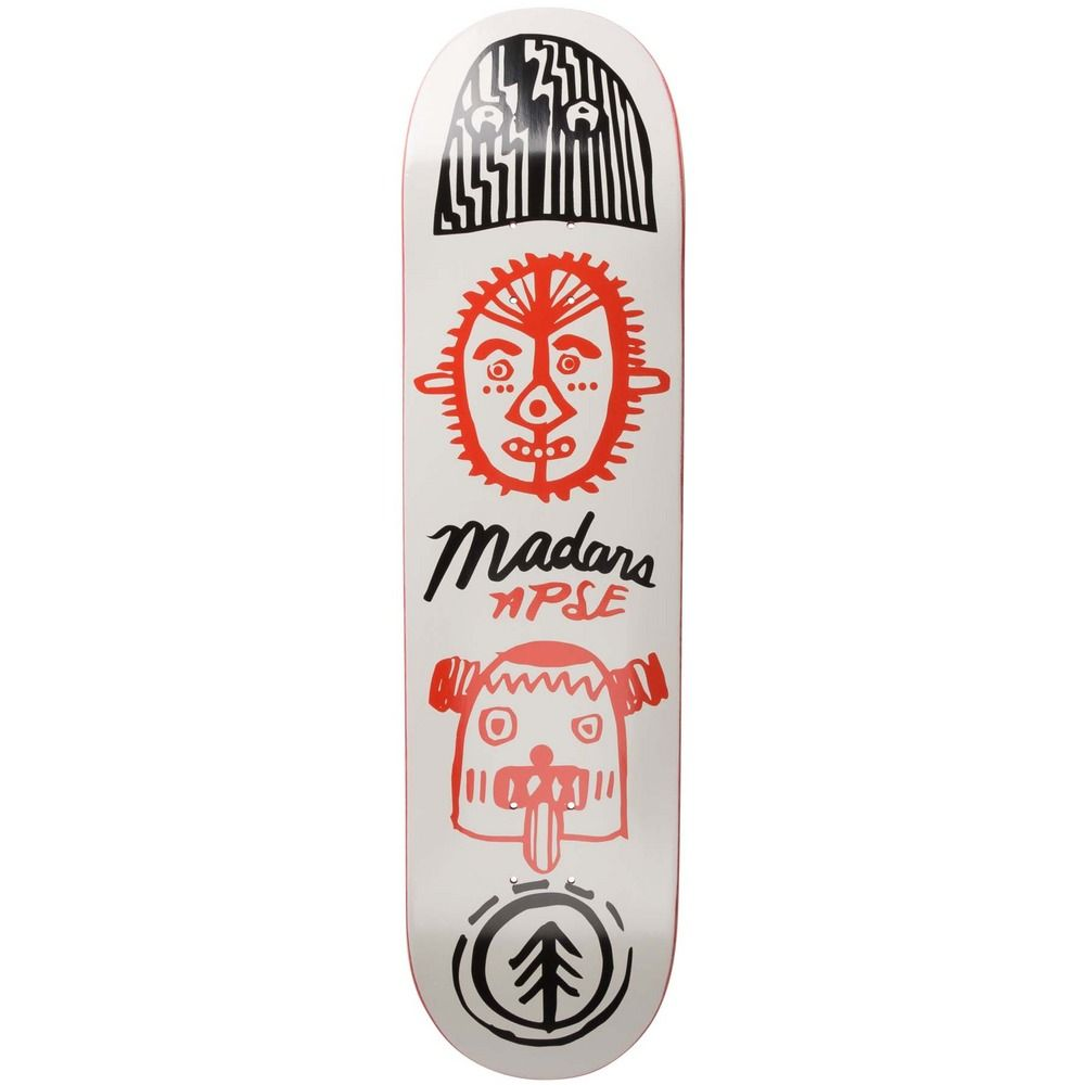 Get Some Primal Inspiration From This Fresh Indigenous Graphic A Signature Madars Apse Shape Skateboard Nature Art Deck
