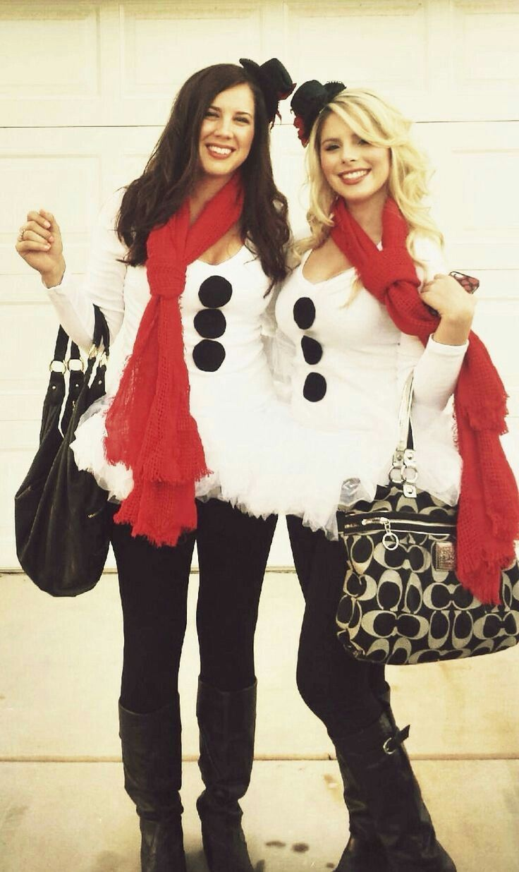 Costume Ideas For Christmas Party Part - 24: Snowman Christmas Sweater. Christmas Party CostumesOlaf ...