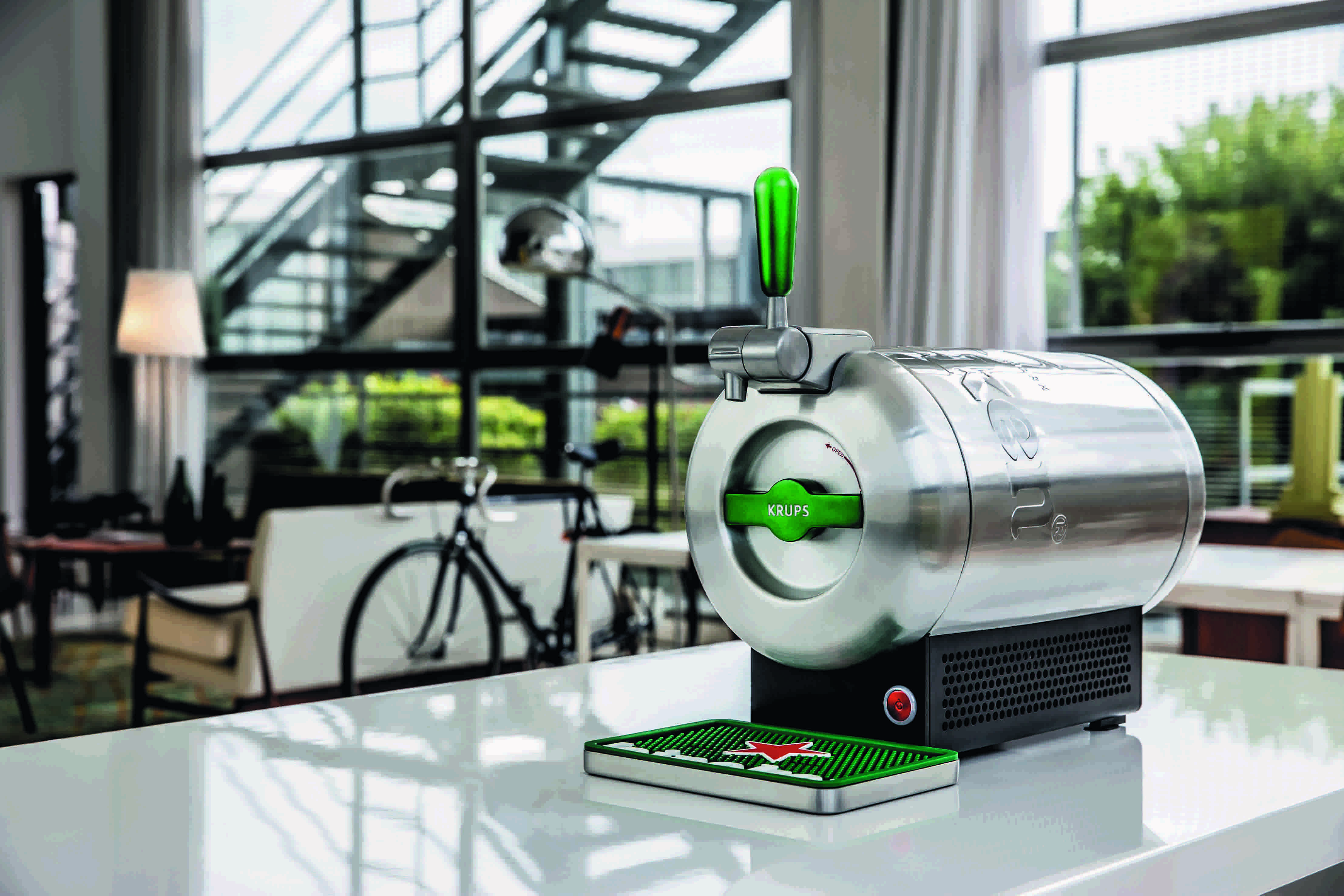 Tireuse A Biere Boulanger The Sub Beer Dispenser And Torp Refill System By Marc Newson And
