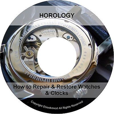 How to repair watch clock watches wheel work gearing practical how to repair watch clock watches wheel work gearing practical horology books cd the best deals on the web delivered around the world fandeluxe Gallery