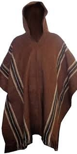 Image result for hooded poncho sewing pattern men | Poncho