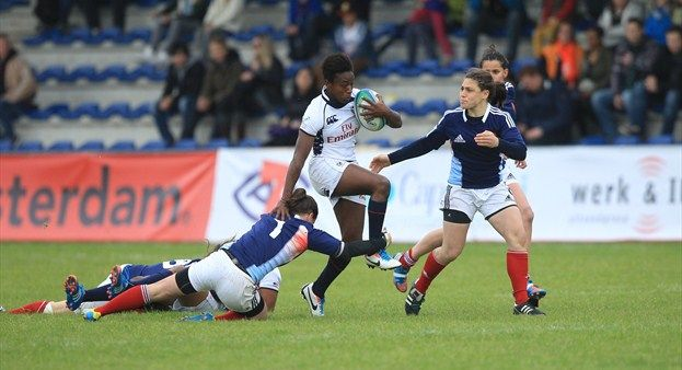 Women S Game Upping Its Fitness Prowess Rugby Women Fitness