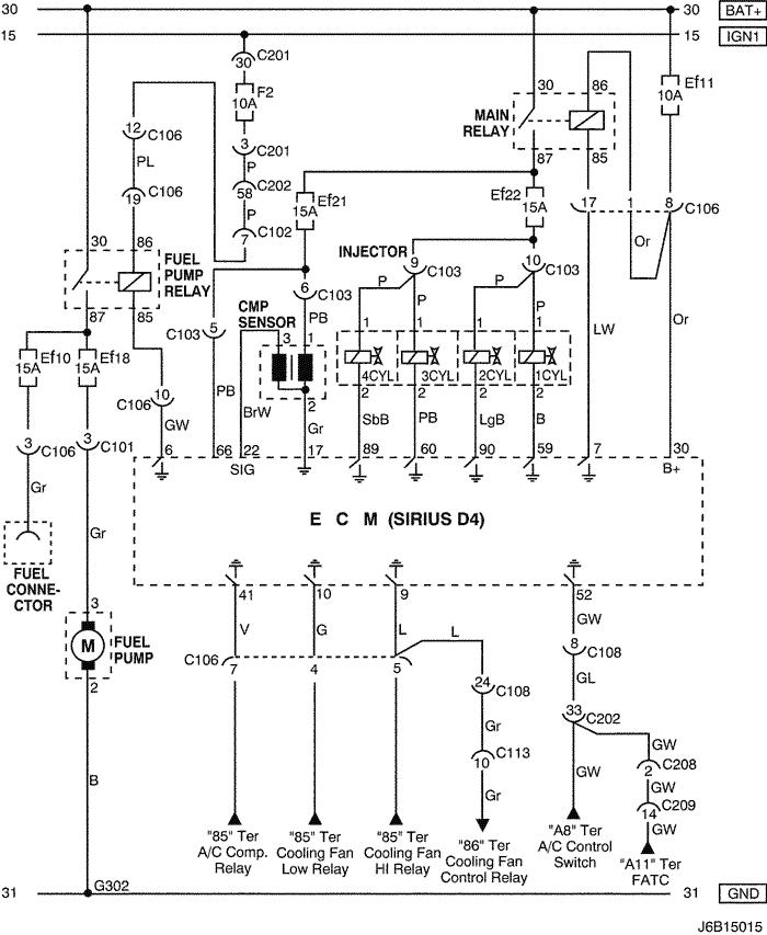 Electrical Wiring Diagram 2006 Nubira Lacetti 4 Ecm Engine Control Module Sirius D4 Electrical Wiring Diagram Black Body Positivity