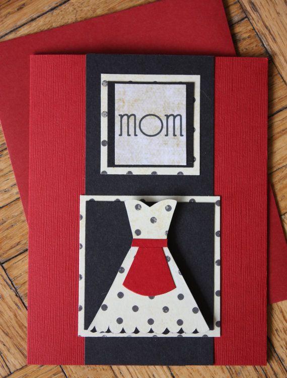 retro mom card!
