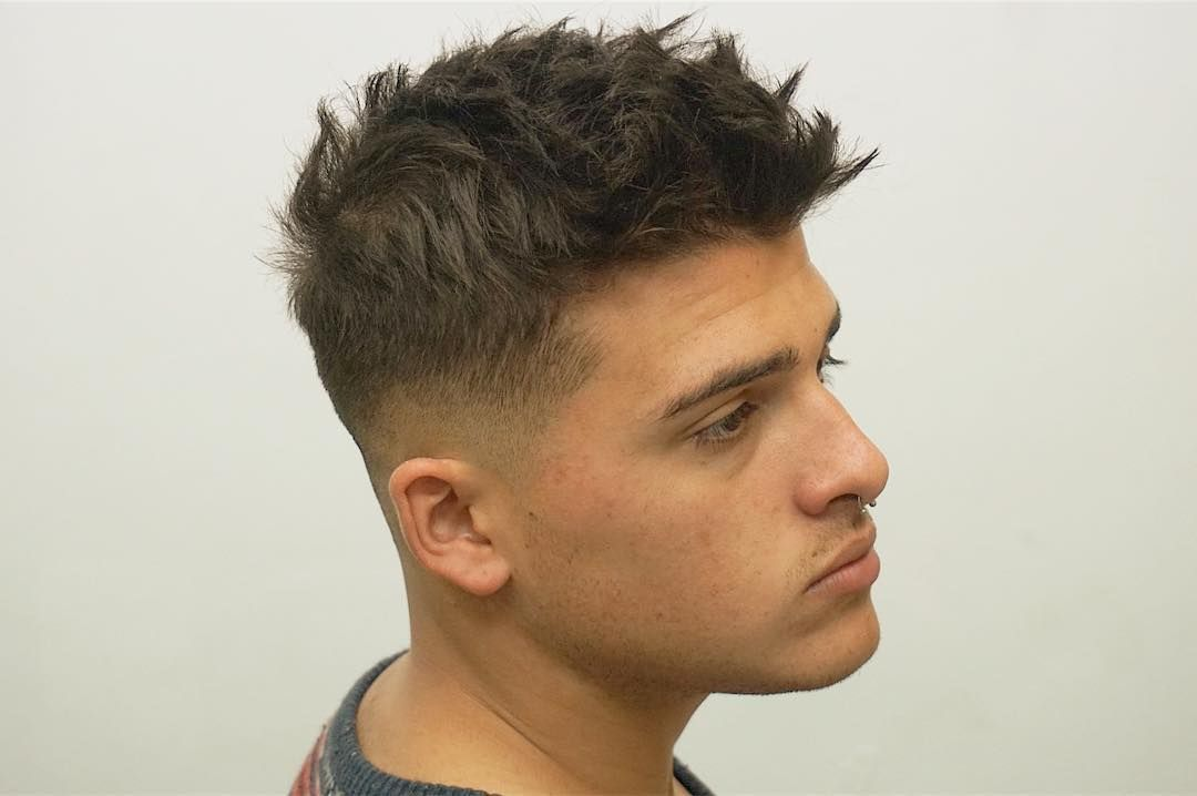 Haircuts For Men With Thick Hair Http Www Menshairstyletrends Com Haircuts For M Mens Hairstyles Thick Hair Thick Hair Styles Short Hairstyles For Thick Hair