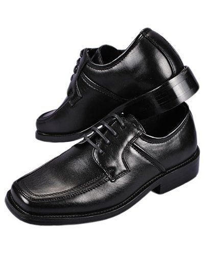 Goodfellas Square Toe Dress Shoes Boys Youth Sizes 13 3