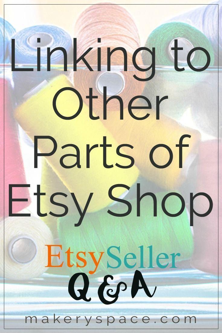 Etsy Links in Description Etsy business, Etsy shop, Etsy