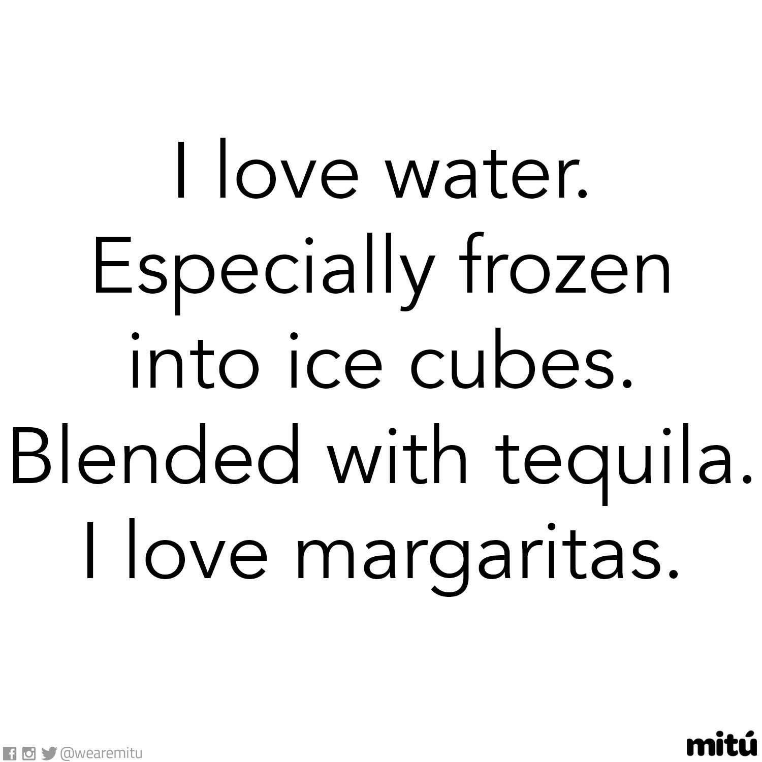 Funny Quotes About Drinking Margaritas