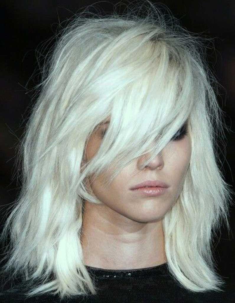Coiffure cheveux fins visage long 30 coiffures chics
