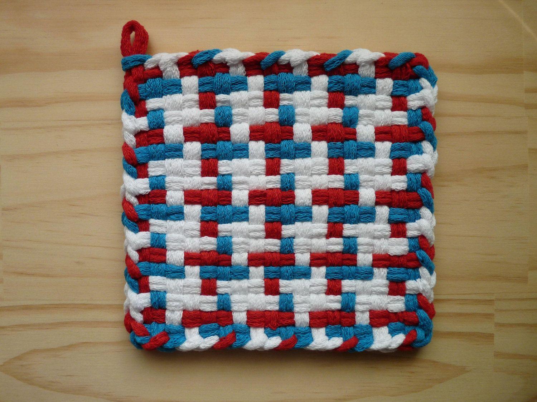 Potholder Loom Patterns Best Decorating