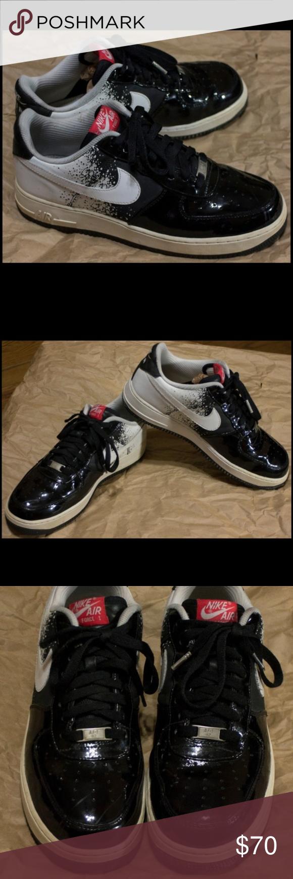 | Nike Air Force 1 Low Premium Shoes 318775 001