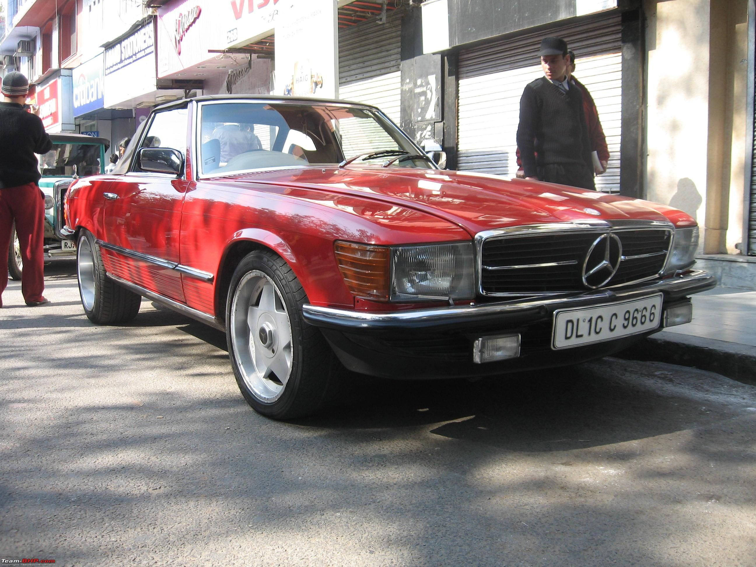Vintage Classic Mercedes Benz Cars In India Mercedes Benz Cars