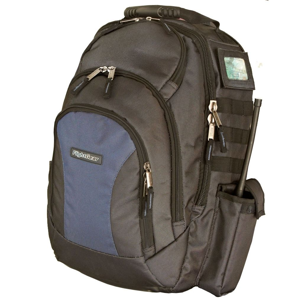 1195924cf4 Flight Gear Backpack Flight Bag