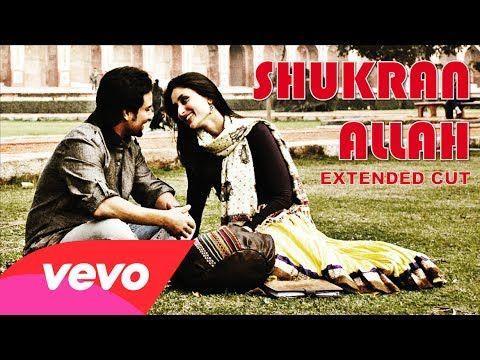 Kurbaan Shukran Allah Video Kareena Kapoor Saif Ali Khan Latest Bollywood Songs Hindi Movie Song Saif Ali Khan