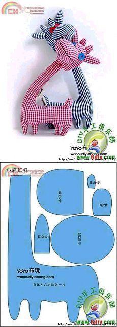 Dekoratif Yastık Modelleri Örnekleri #fabrictoys