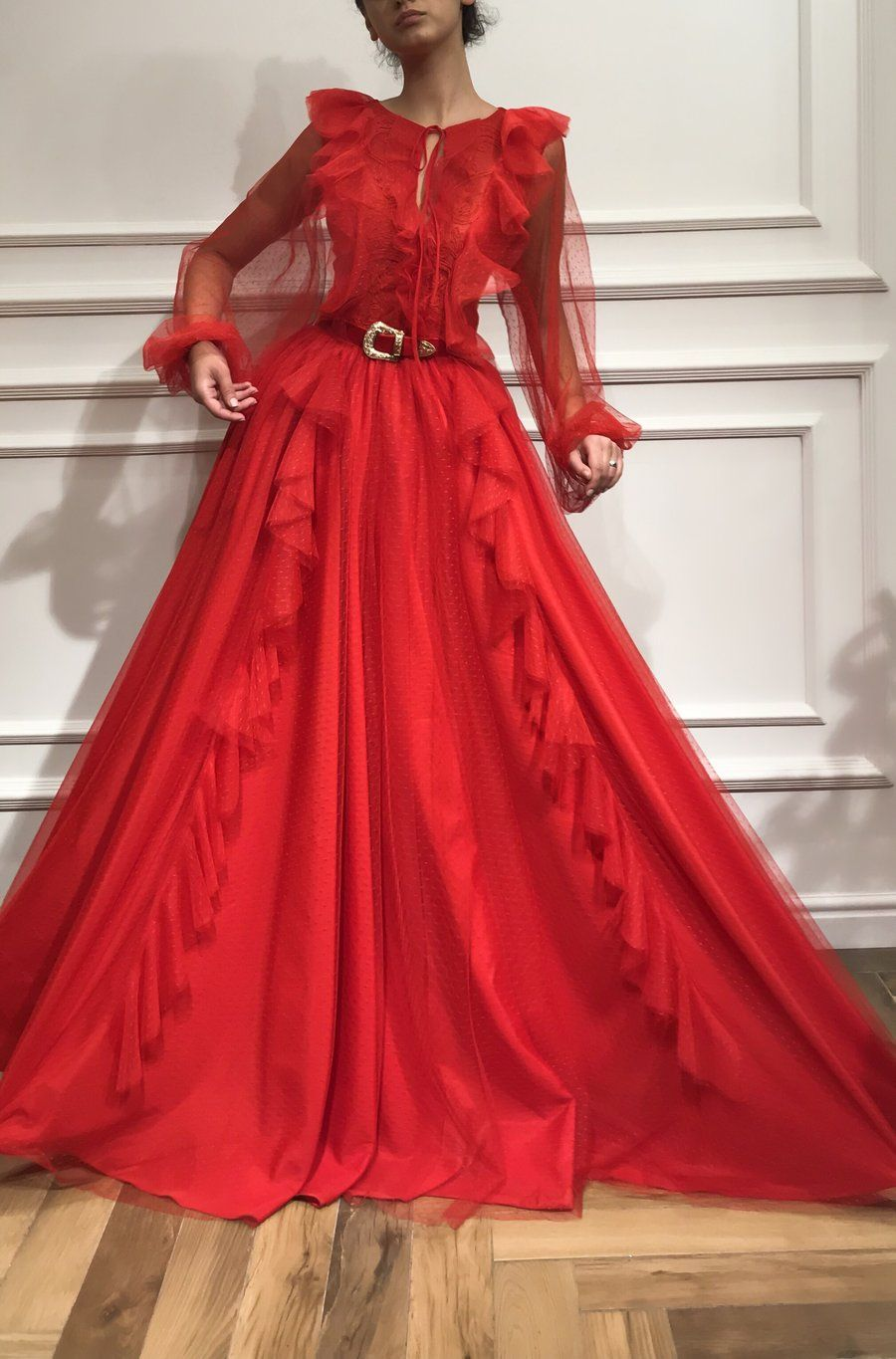 Alizarin Affection Gown Gowns Evening Dresses Long Dresses