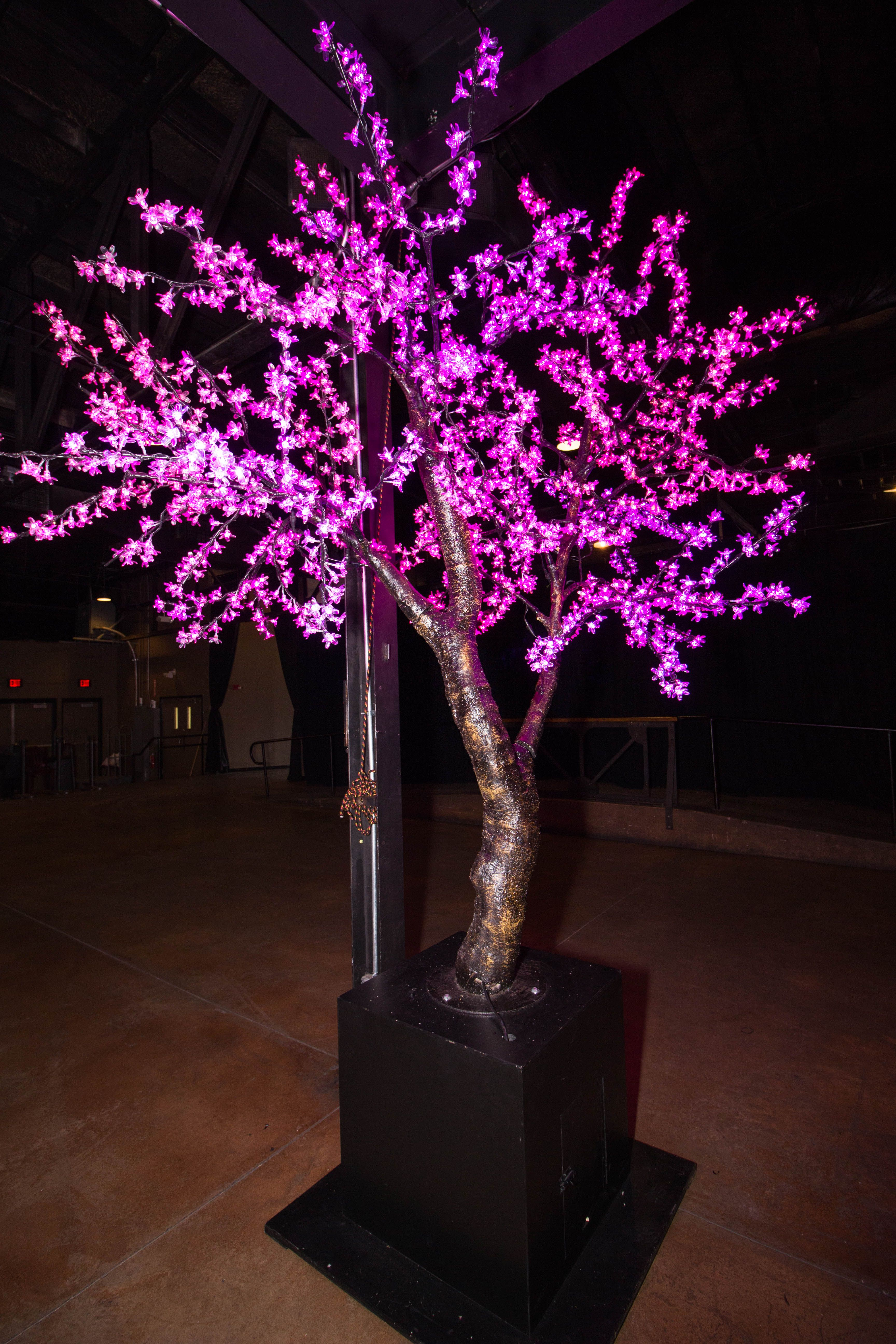 Led Cherry Blossom Tree Shag Carpet Prop Rentals Dallas Tx Cherry Blossom Tree Blossom Cherry Blossom