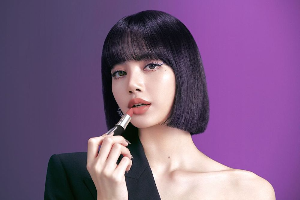 Blackpink S Lisa Becomes The First K Pop Global Brand Ambassador For Mac Cosmetics Beauty Job Beauty Blackpink Lisa