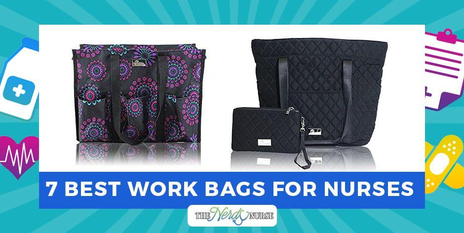 7 Best Work Bags For Nurses Nursing Bag