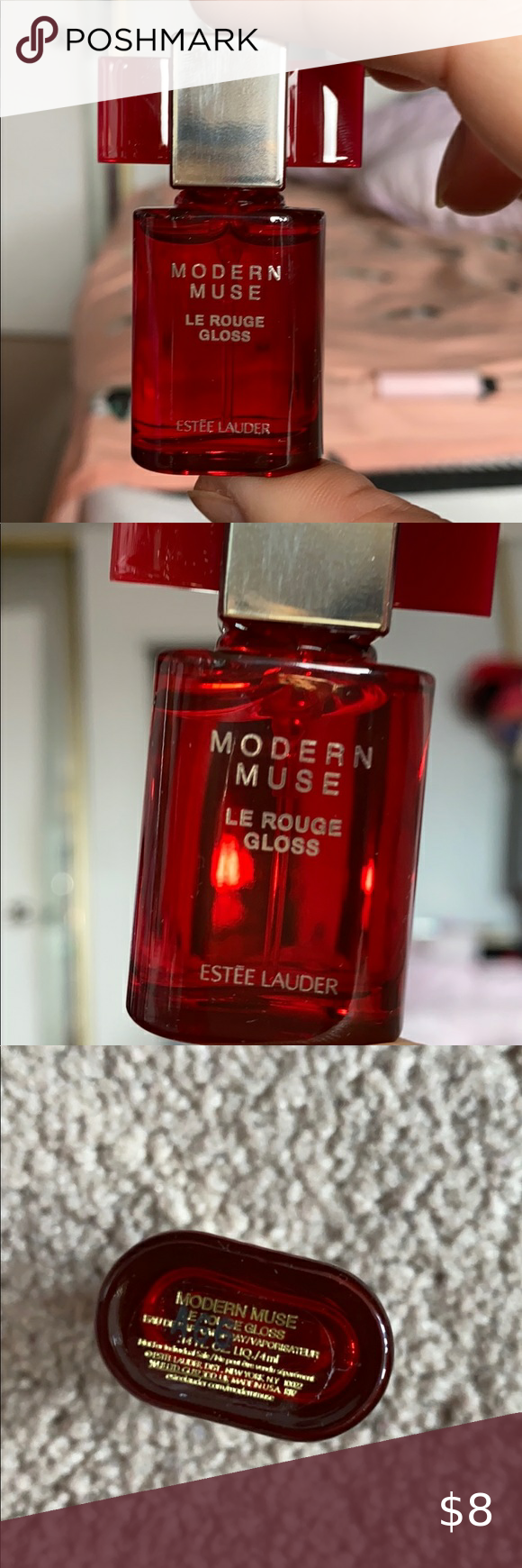 Estee Lauder Modern Muse Le Rouge Gloss Mini Size 4ml New Never Used Estee Lauder Other In 2020 Estee Lauder Modern Muse Modern Muse Le Rouge Gloss Estee Lauder