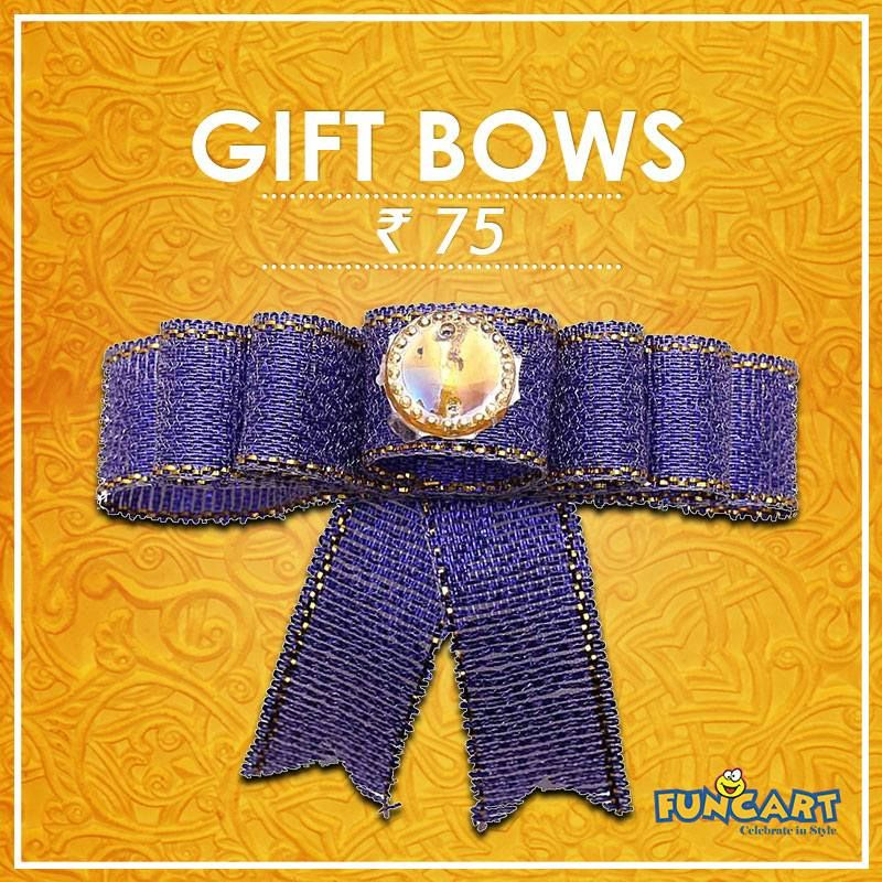 Checkout our purple gift bows. Perfect for any party. https://goo.gl/PVKlwy #Funcart #Bows #party #Fun