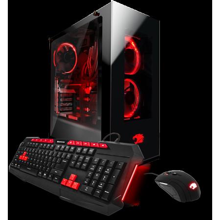 Ibuypower Element021a Gaming Desktop Pc Amd Ryzen 5 2600 8gb