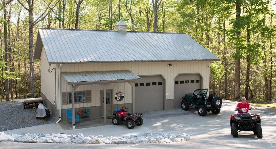 Hobby Garage this hobby garage was built for phil of gaffney sc special features