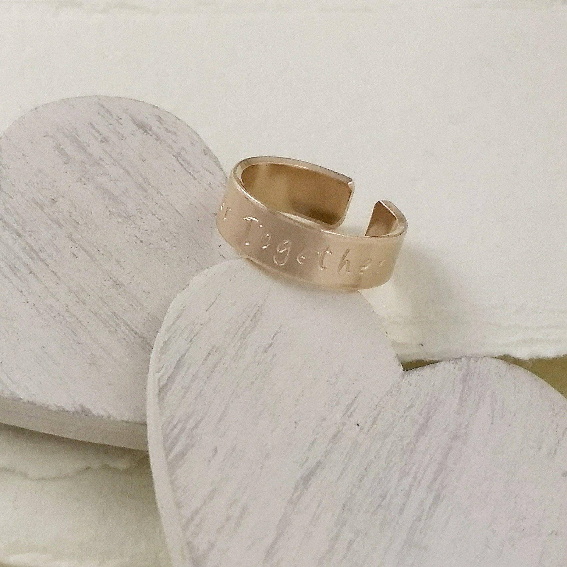 Women's Bronze Ring, Bronze anniversary, 8th anniversary