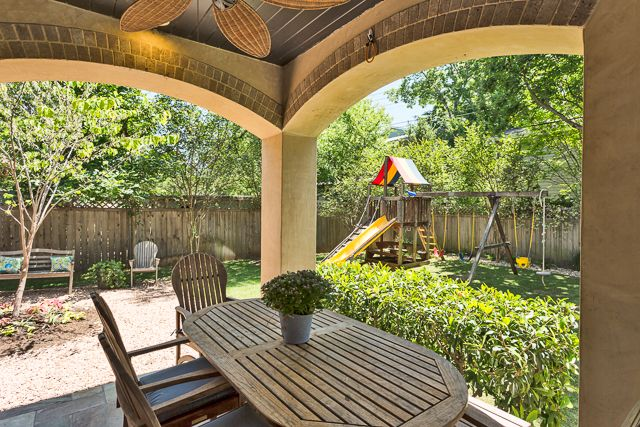 2703 Clearview Austin, Tx 78703 #realestate Private Flat Backyard With  Covered Patio 4 Bedroom