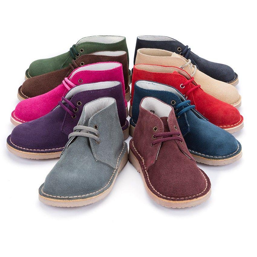 e6013881093 Pisacacas Niños Botas Safari Cordones - Calzado Infantil OnLine Pisamonas