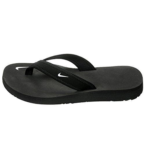 6a9802e3a744 ... Nike Womens Celso Thong Flip Flops Open Toe Shoes (9