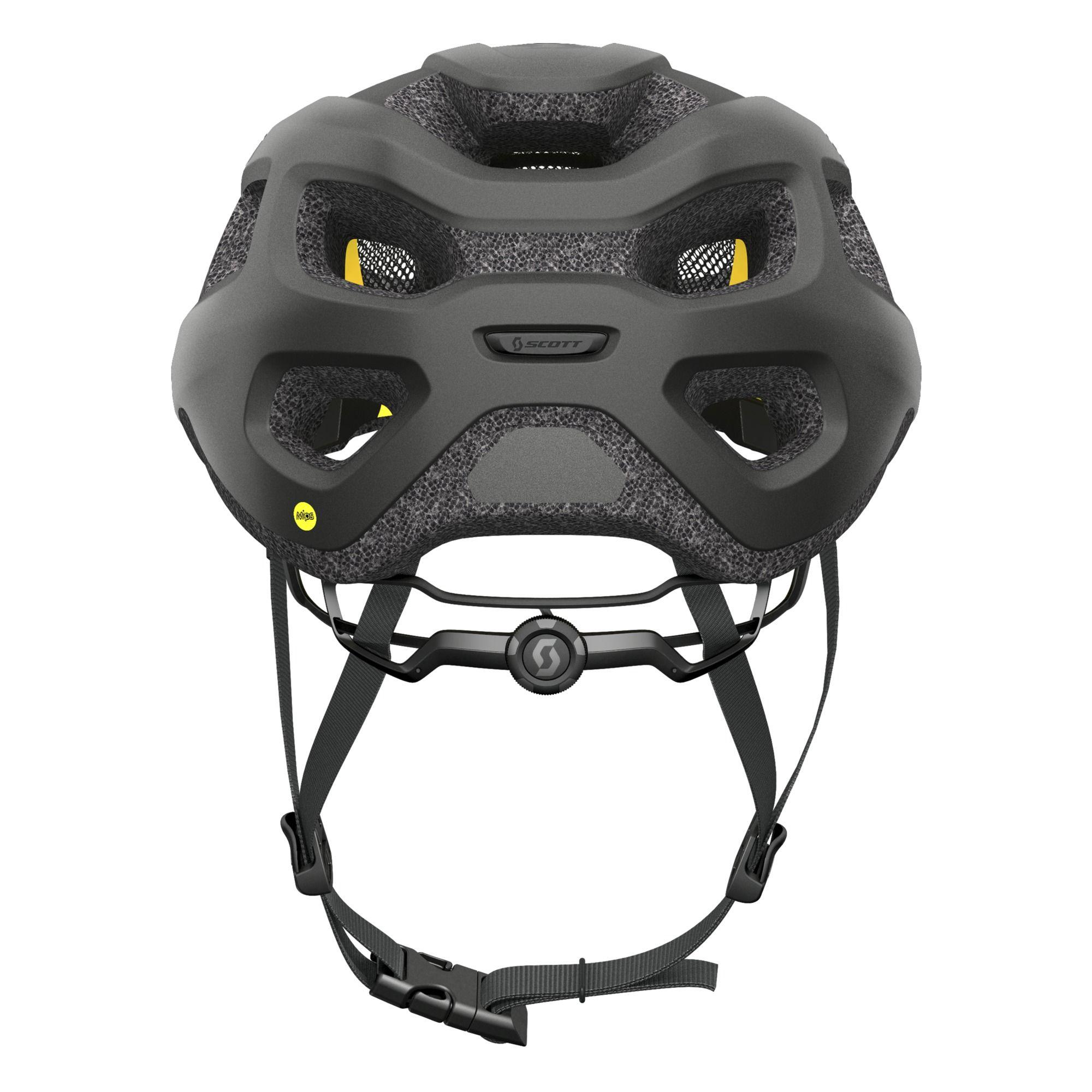 Scott Supra Plus Helmet Casco Motosport Bicicletta