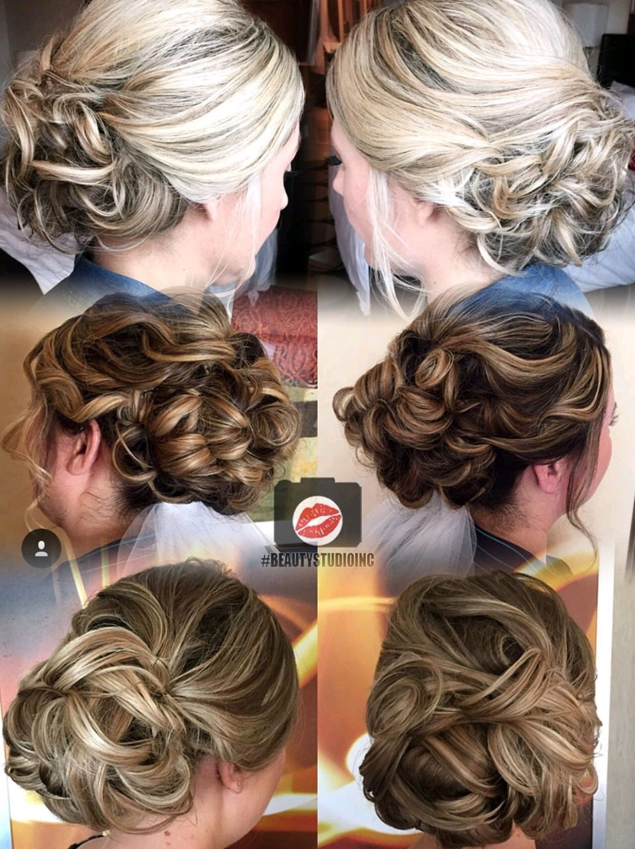 book your #vegaswedding hair and makeup today - we come to you