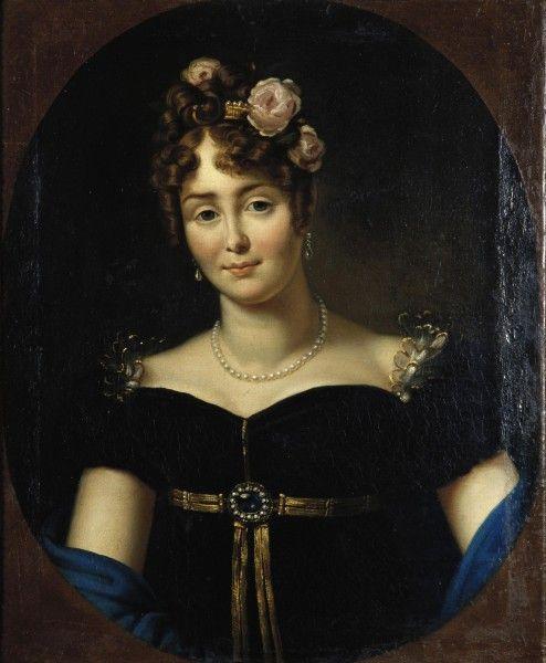 Portrait of Marie Walewska by Francois Gerard, c. 1812