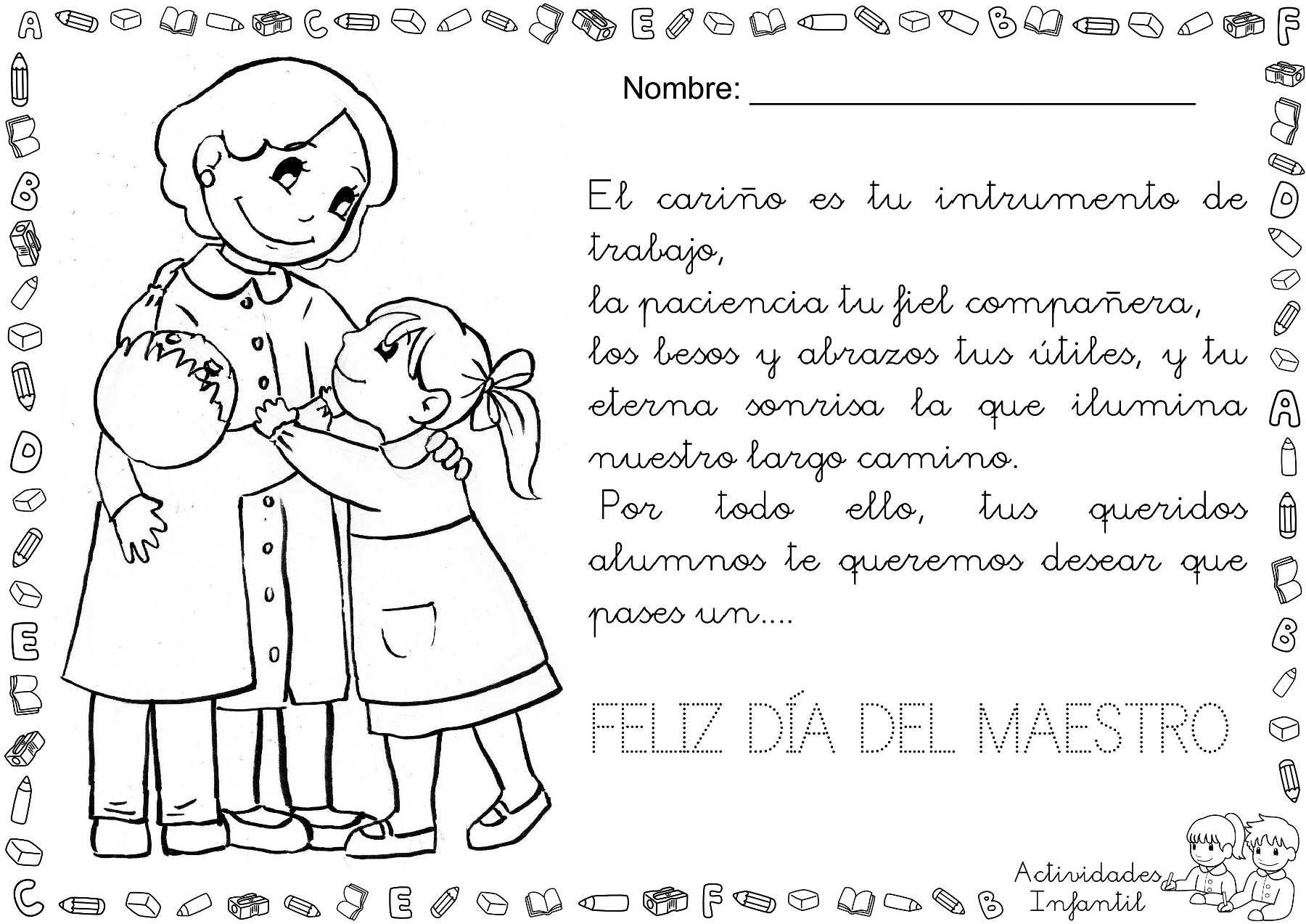 Maestros Google Search Todo Escuela Teacher Quotes Día De Los